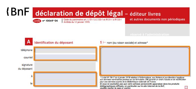 manuel depot legal
