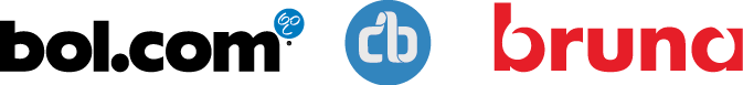 Logo Bol.com en boekhandels